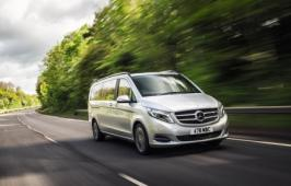 mercedes van finance deals