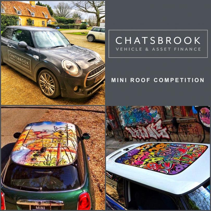 CHATSBROOK MINI ROOF COMPETITION