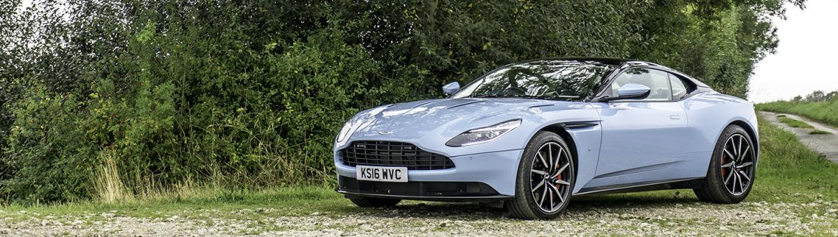 aston martin car finance