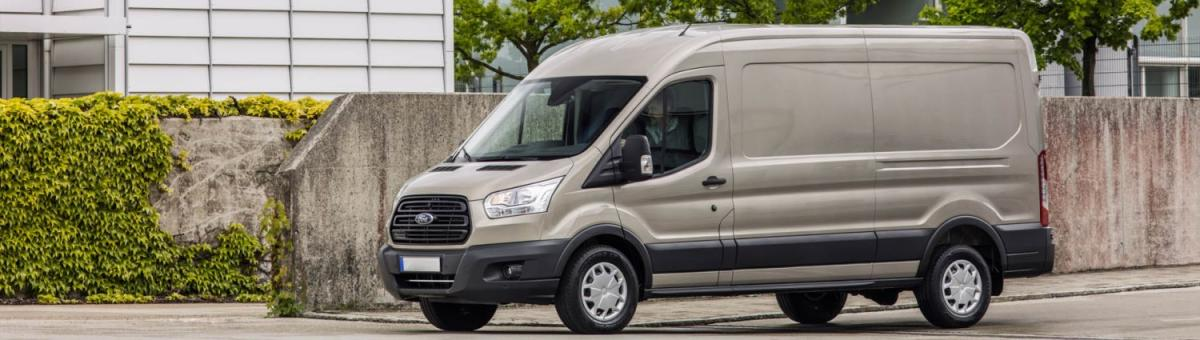 ford van finance deals