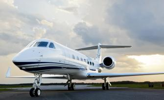 Image 1 Gulfstream G550 Ground 2